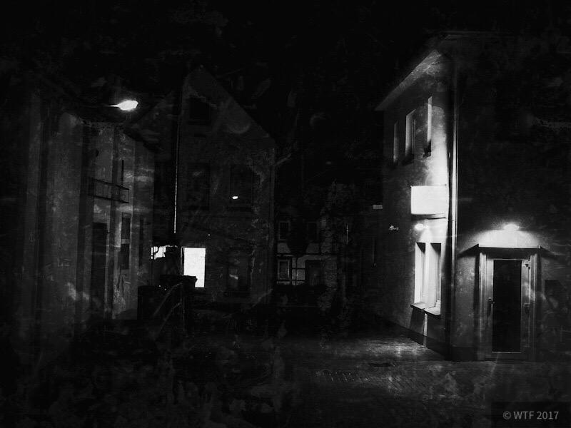 Spaziergang im Dunkeln
