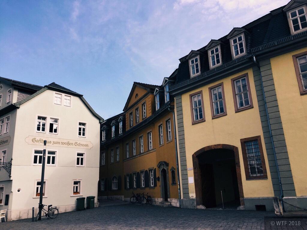 Wohnhaus Goethe