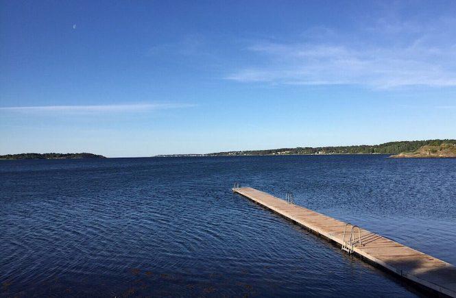 Badestelle Hanhalsholme